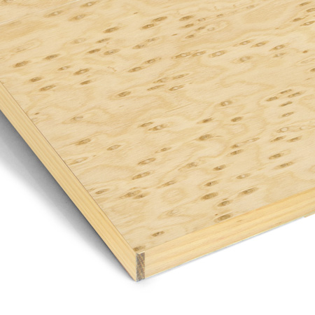 Gustafs Gemini Birds Eye Maple veneer