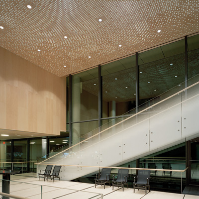 Gustafs Washington perforation at House of Sweden in Washington D.C