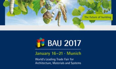 Gustafs will attend at BAU 2017, come and meet us!