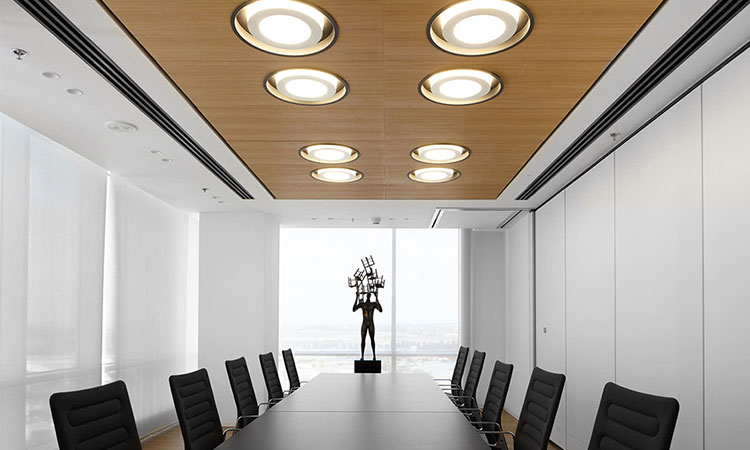 micro perforated ceiling panel