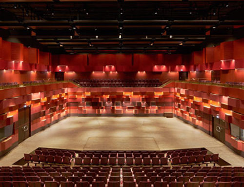 Royal college of music nominated as building of the year