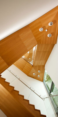 Stairwal from Gustafs Panels