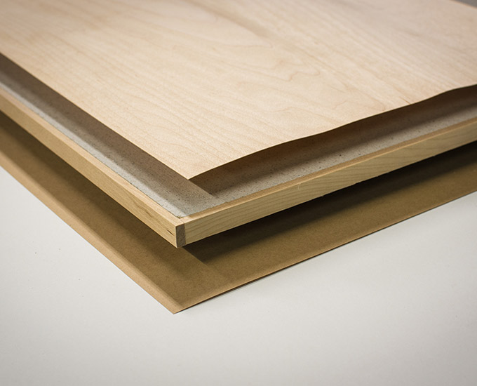 Core Material Academy Gypsum Mdf Or Plywood Panel