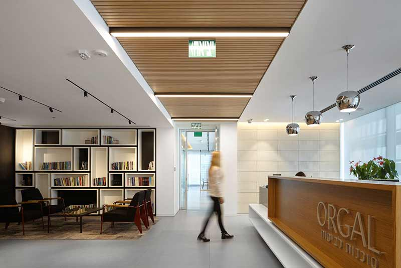 Gustafs interior for a greater office