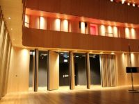 Acoustic panels for concert halls from Gustafs