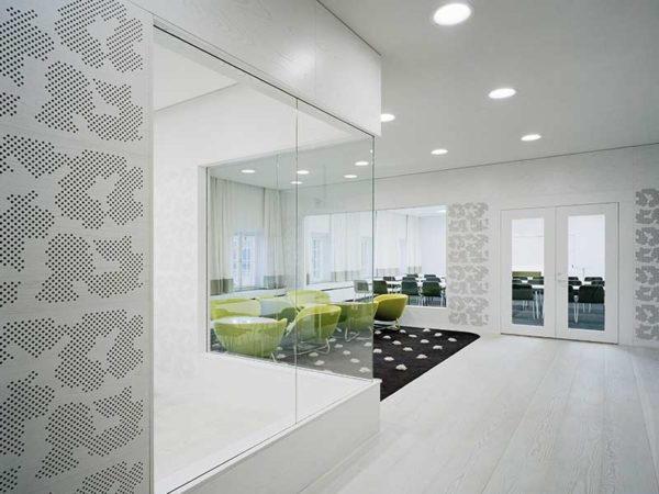 Interior design with gustafs panels