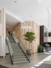 IBM Entrance at Kista+ in Sweden