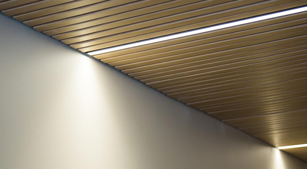 Linear Led Lighting For Ceilings Gustafs D Line