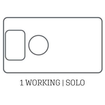 layout acoustic pod 1 working solo