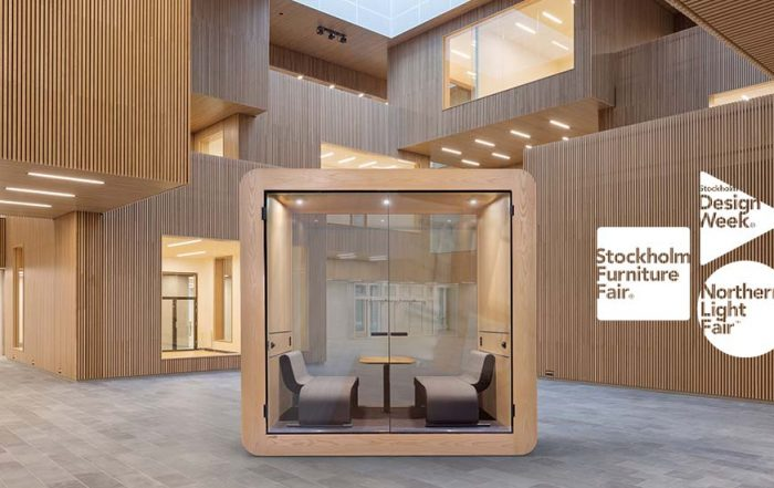 Experience the new gpod at Stockholm Furniture Fair