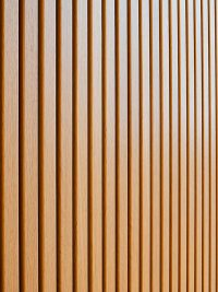 Gustafs' acoustic timber panels close up