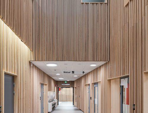 Fighting Stress with Wooden Interiors