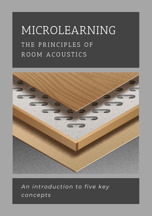 Gustafs Stories explains five key concept of room acoustics