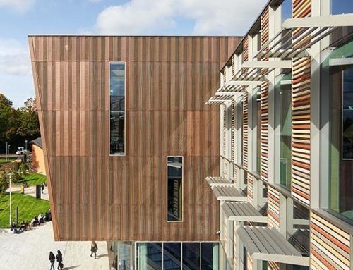 Associated Architects on University Libraries